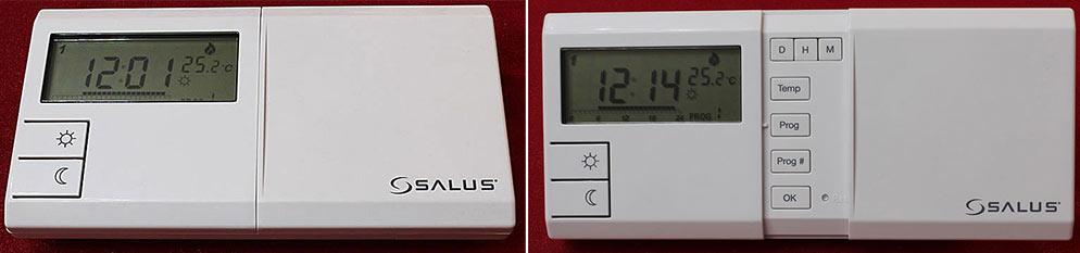 Недельный проводной термостат SALUS 091FL