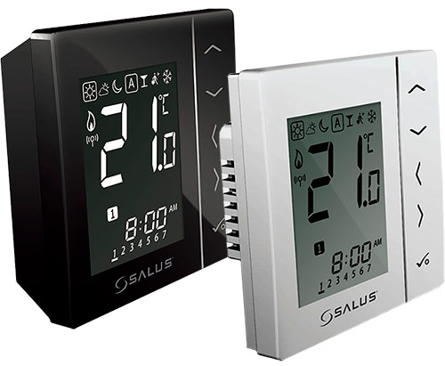 Терморегуляторы Salus VS10RF и VS20RF