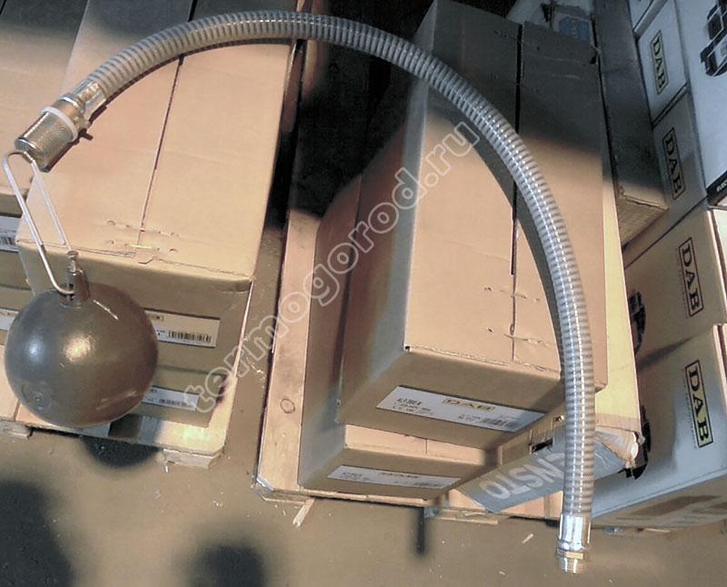 шланг-патрубок KIT Divertron X