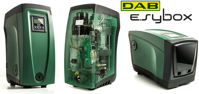 Автоматическая насосная станция DAB ESYBOX