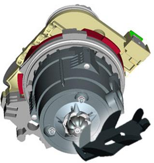 Двигатель Genix