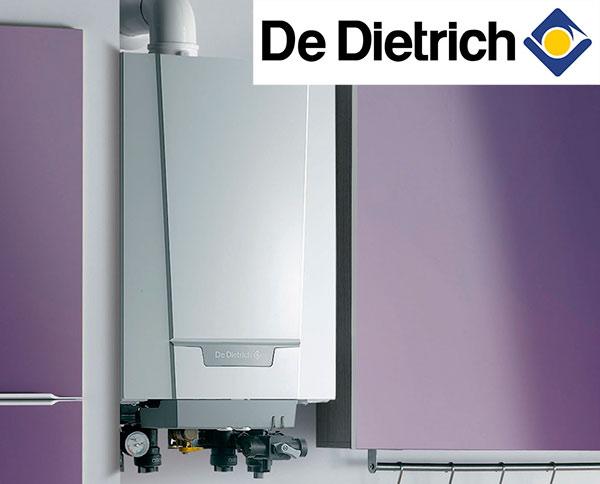 Настенные газовые котлы DE DIETRICH (Де Дитриш) в интерьере