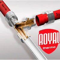 Трубы и фитинги ROYAL THERMO AXIOpress
