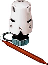 Термоголовка Caleffi с выносным датчиком