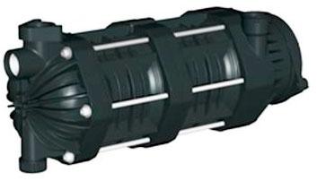 Встроенный центробежный многоступенчатый электронасос esybox