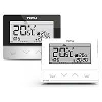 Комнатный терморегулятор Tech ST-292 v3 проводной, недельный