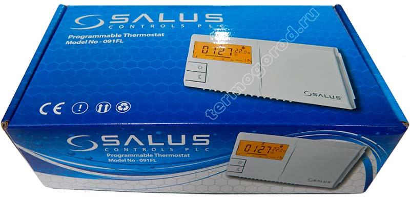 Salus 091FL в упаковке