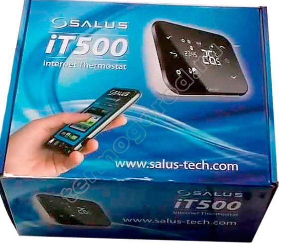 Salus it500 в упаковке