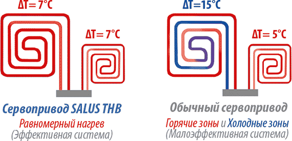 salus thb преимущества использования