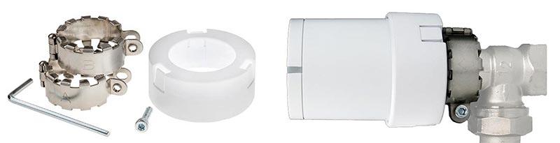 Salus TP28-30 Защита от кражи термоголовок