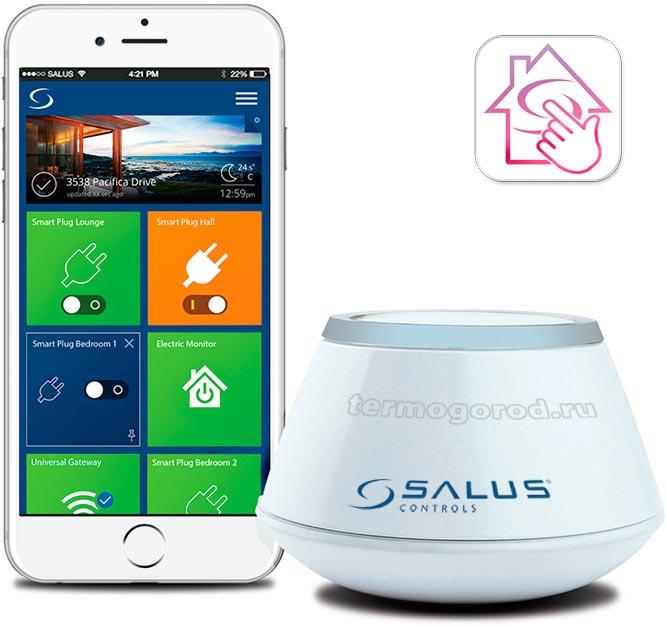 Salus UGE600 Smart Home универсальный интернет шлюз