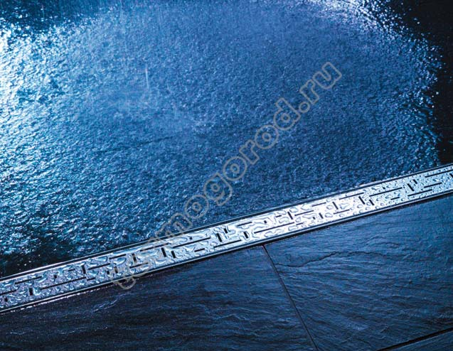 внешний вид решетки TECEdrainline 600921