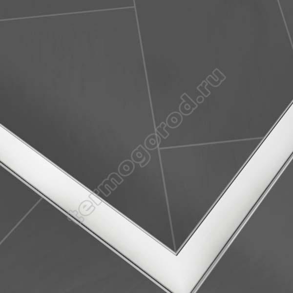 внешний вид угловой решетки TECEdrainline 611282