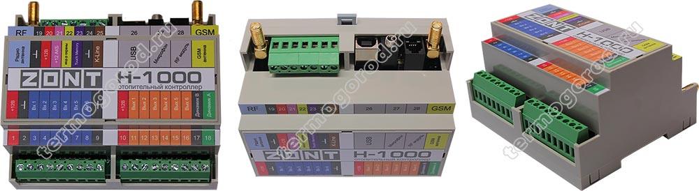 контроллер zoht h-1000
