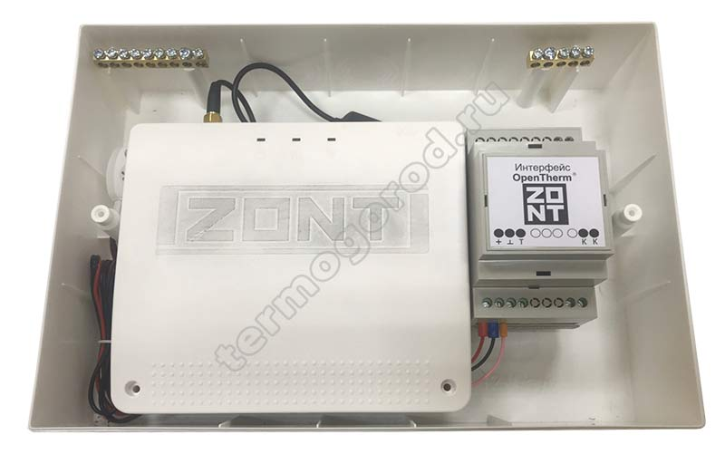 zont smart opentherm box