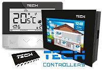 терморегуляторы tech controllers