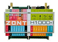 отопительный контроллер ZONT H-1000+